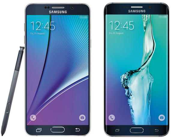 Samsung Galaxy Note 5: Διέρρευσαν τα χαρακτηριστικά χωρίς microSD